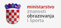Ministarstvo znanosti obrazovanja i športa