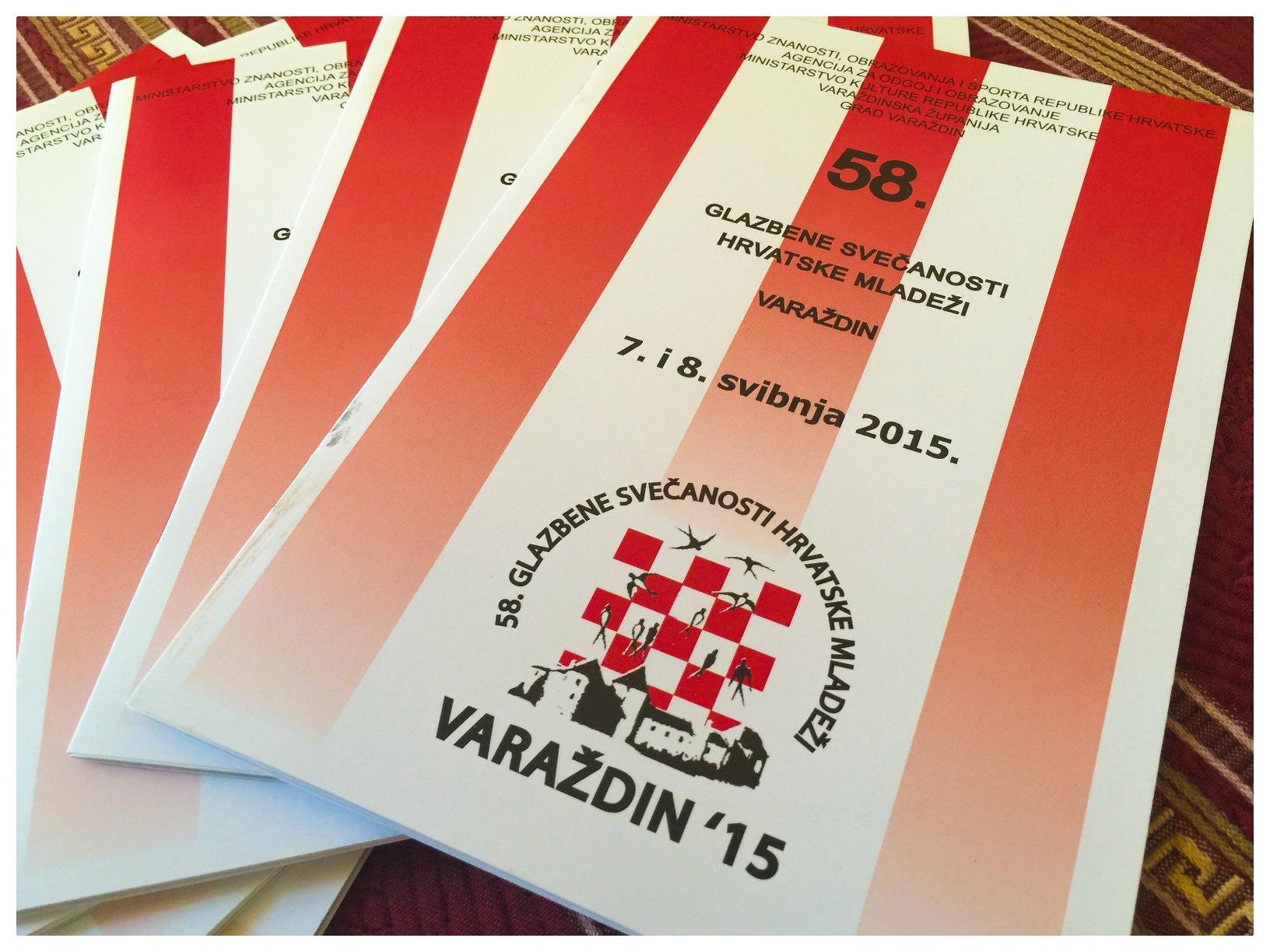 58.glazbene svečanosti u Varaždinu