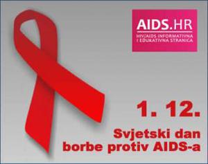PREZENTACIJA POVODOM SVJETSKOG DANA BORBE PROTIV AIDS-a
