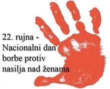 22.rujna – nacionalni Dan borbe protiv nasilja nad ženama