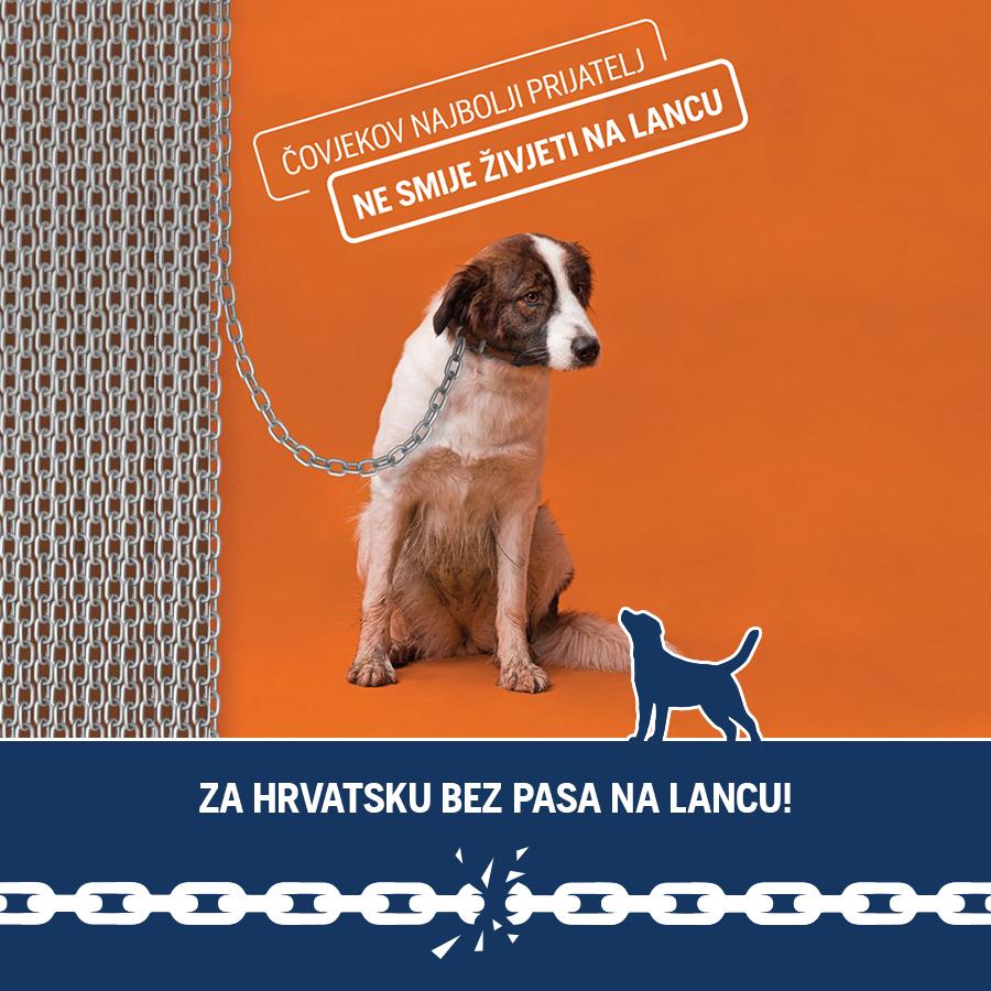 Za Hrvatsku bez pasa na lancu!